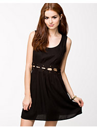 Sally&Circle Criss Cross Dress