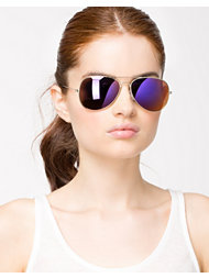 Sally&Circle Color Pilot Sunglas