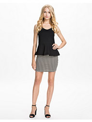 Rut&Circle Price Penny Skirt