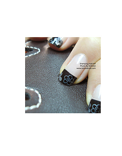 NEGLEDESIGN - KONAD NAIL ART / C SET - NELLY.COM