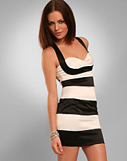 Elise Ryan - Two Tone Dress