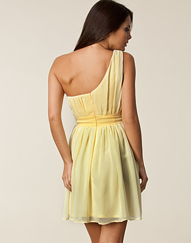 PARTY DRESSES - ELISE RYAN / EMLI ONE SHOULDER DRESS - NELLY.COM
