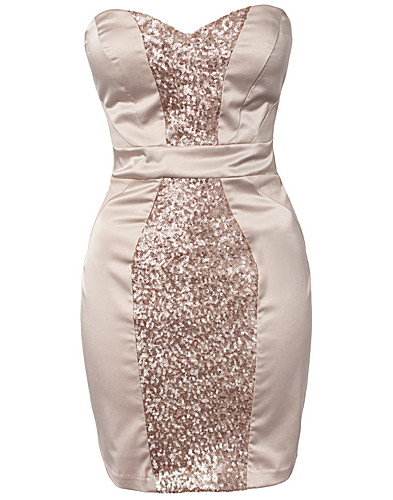 PARTY DRESSES - ELISE RYAN / SEQUIN PANEL BODYCON - NELLY.COM