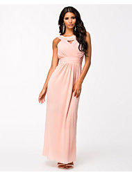 Elise Ryan V Back Maxi Dress Nelly Exclusive