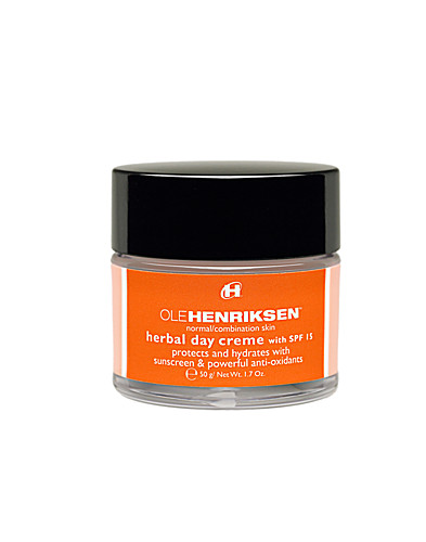 FACIAL CARE - OLE HENRIKSEN / HERBAL DAY CREAM SPF15 - NELLY.COM