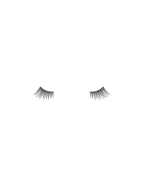 Fashion Lashes Half 305