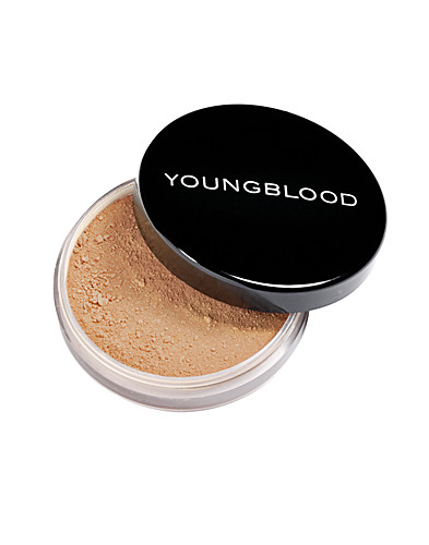 MINERAL MAKE UP - YOUNGBLOOD / NATURAL MINERAL FOUNDATION - NELLY.COM