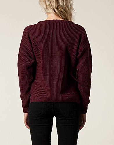 JUMPERS & CARDIGANS - DAGMAR / NOELLE SWEATER - NELLY.COM