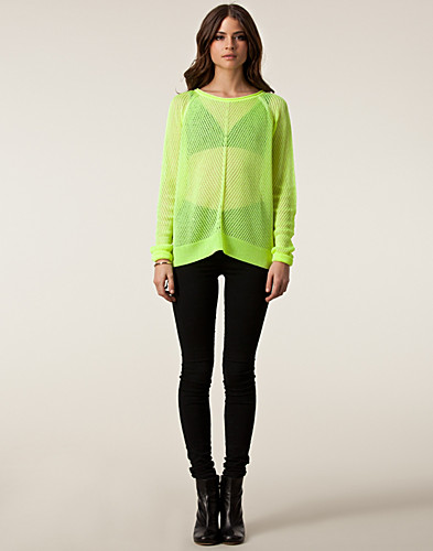 JUMPERS & CARDIGANS - DAGMAR / DONATELLA SWEATER - NELLY.COM