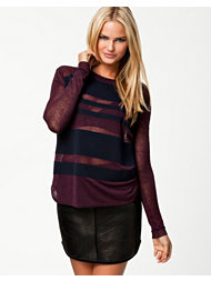 Dagmar Ruchi Knitted Sweater