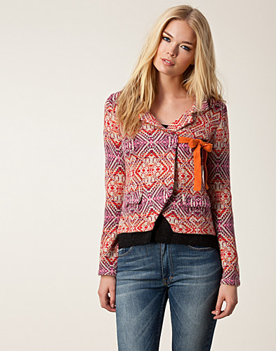 TRÖJOR - ODD MOLLY / LOVELY KNIT AGUARANA CARDIGAN - NELLY.COM