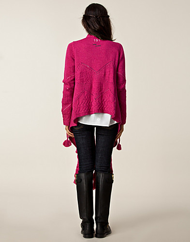 JUMPERS & CARDIGANS - ODD MOLLY / FEELING WRAP CARDIGAN - NELLY.COM