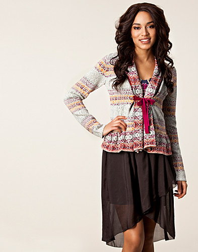 JUMPERS & CARDIGANS - ODD MOLLY / CANNA CARDIGAN - NELLY.COM