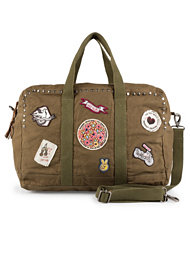 Odd Molly Badge Weekendbag