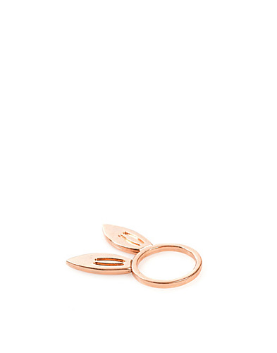 JEWELLERY - MINT / RABBIT RING - NELLY.COM