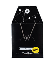 MINT By TIMI Zodiac Chain Necklace