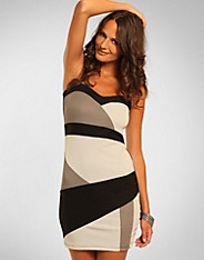 Only - Block Tight Tube Dress