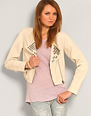 Only - Top Item Short Jacket