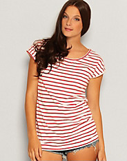 Only - Kasandra SS Stripe Top