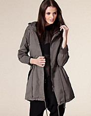 Only - Rune Long Canvas Jacket