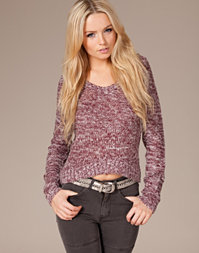 Only - Work Knit Top