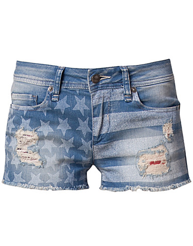BUKSER & SHORTS - ONLY / UNITED DENIM HOTPANT - NELLY.COM