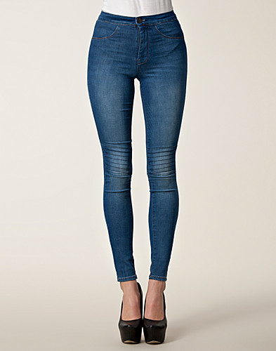 JEANS - ONLY / ANDREA HIGHWAISTED KNEE - NELLY.COM
