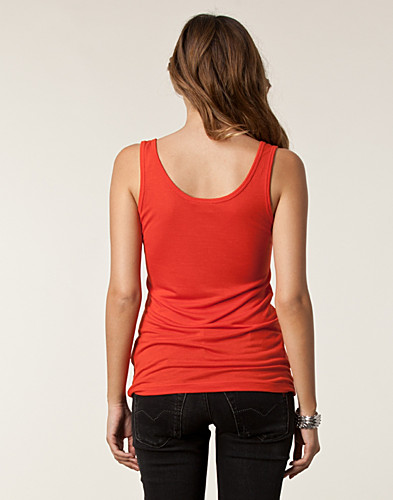 T-SHIRTS - ONLY / MAKI FLARED TANK TOP - NELLY.COM