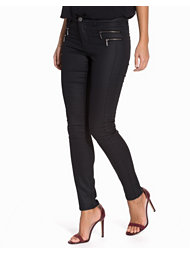 Only Olivia Regular Zip Legging