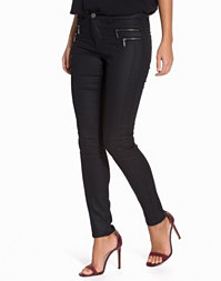Only - Olivia Regular Zip Leggin