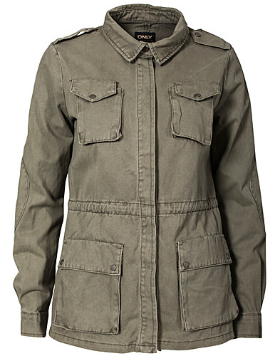 JACKOR - ONLY / RAW ARMY JACKET - NELLY.COM