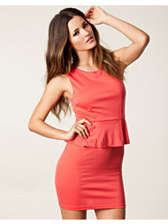 Only Stani Peplum Strap Dress