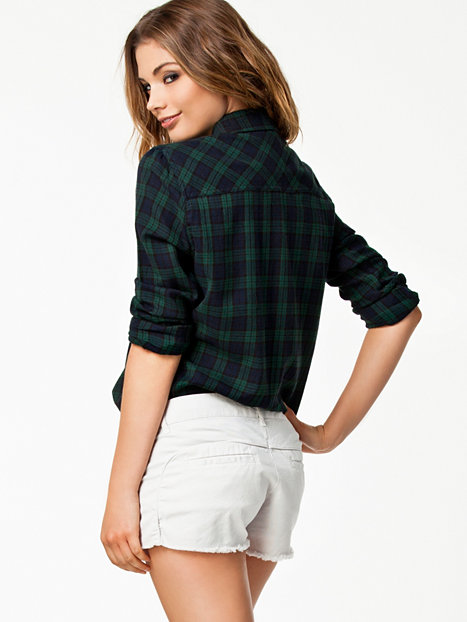 Pia stud shirt only spruce blouses shirts for Dress shirt studs uk