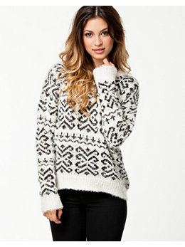 Only Godiva Boxy Pullover
