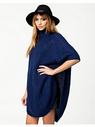 Only Ango Rollneck Poncho