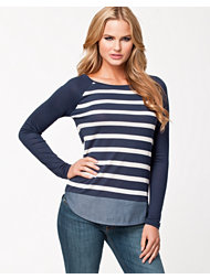 Only Rocco Stripe Top