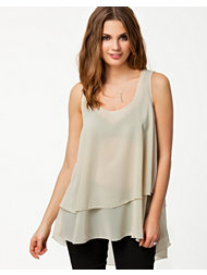 Only Mandy Frill Top
