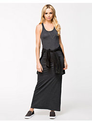 Only Abbie Plain Long Dress