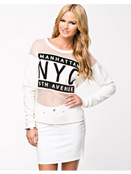 Only Avenue L/S Top