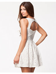 Only Fairy S/L Lace Dress