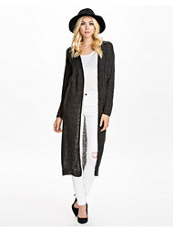 Only Airy Ultra Long Cardigan