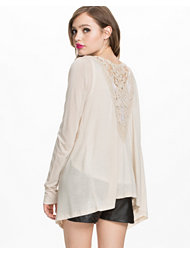 Only Cilia Crochet Cardigan