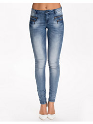 Only Olivia Denim Blue Jeans