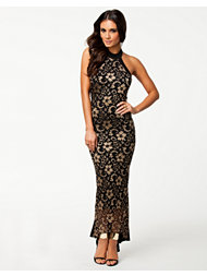 Quontum Lace Fishtail Dress