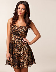Oneness - Price Leopard Dress