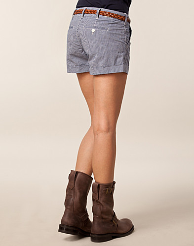 TROUSERS & SHORTS - DENIM & SUPPLY RALPH LAUREN / CLASSIC POPLIN SHORTS - NELLY.COM
