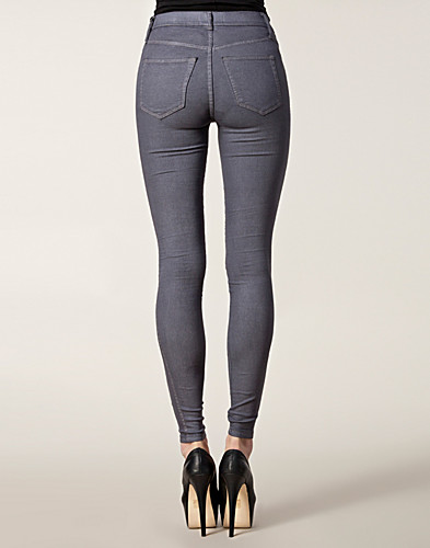 JEANS - SORT DENIM / WIEN JEGGINGS - NELLY.COM