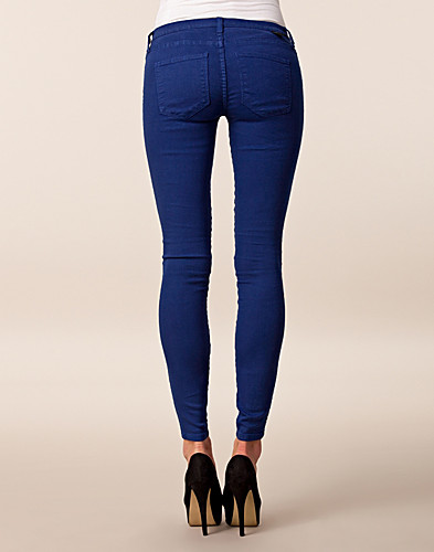 FARKUT - DR DENIM / KISSY COLORED LEGGINGS - NELLY.COM