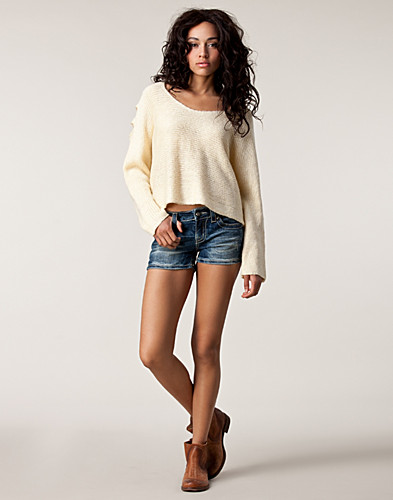 TROUSERS & SHORTS - MISS ME / FELIZ JEANS - NELLY.COM