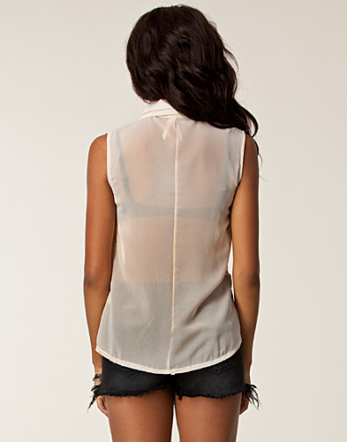 BLUSEN & HEMDEN - LITTLE MISTRESS / JULIE COLLAR SHIRT - NELLY.DE